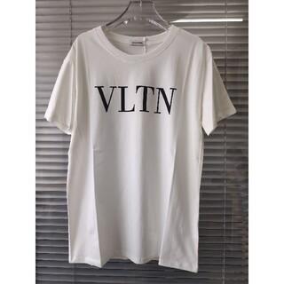 ヴァレンティノ(VALENTINO)のValentino ヴァレンティノ Tシャツ ホワイト 男女兼用(Tシャツ/カットソー(半袖/袖なし))