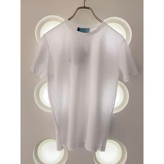 プラダ(PRADA)のプラダ PRADA 2021/SS新作 Tシャツ コットンジャージー  Sサイズ(Tシャツ(半袖/袖なし))