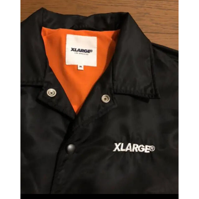 XLARGE(エクストララージ)のXLARGEコーチジャケット メンズのジャケット/アウター(ナイロンジャケット)の商品写真