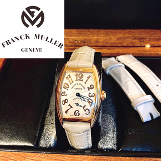 FRANCK MULLER - 【値下げ!】フランクミュラー サンセット 1750PG