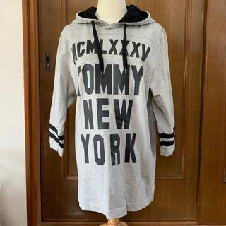 トミー(TOMMY)のTOMMY 七分袖パーカー(メンズ)(Tシャツ/カットソー(七分/長袖))