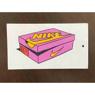 NIKE - ナイキ ステッカー