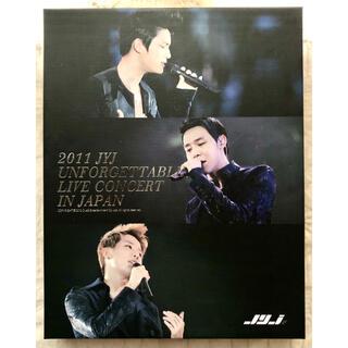 JYJ - ☆JYJ DVD☆ 2011 in JAPAN
