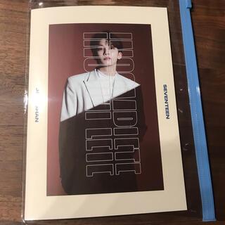 セブンティーン(SEVENTEEN)の値下げ incomplete フォトブック ジョンハン(K-POP/アジア)