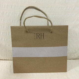 ロンハーマン(Ron Herman)のronherman ロンハーマン ショッパー ショップ袋 紙袋 プレゼント用(ショップ袋)