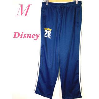 ディズニー(Disney)のDisney ディズニー 長ズボン ネイビー ダブルポケット レディース(その他)