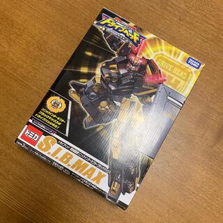 タカラトミー(Takara Tomy)のトミカ ハイパーレスキュー ドライブヘッド S.I.ブラックマックス(キャラクターグッズ)