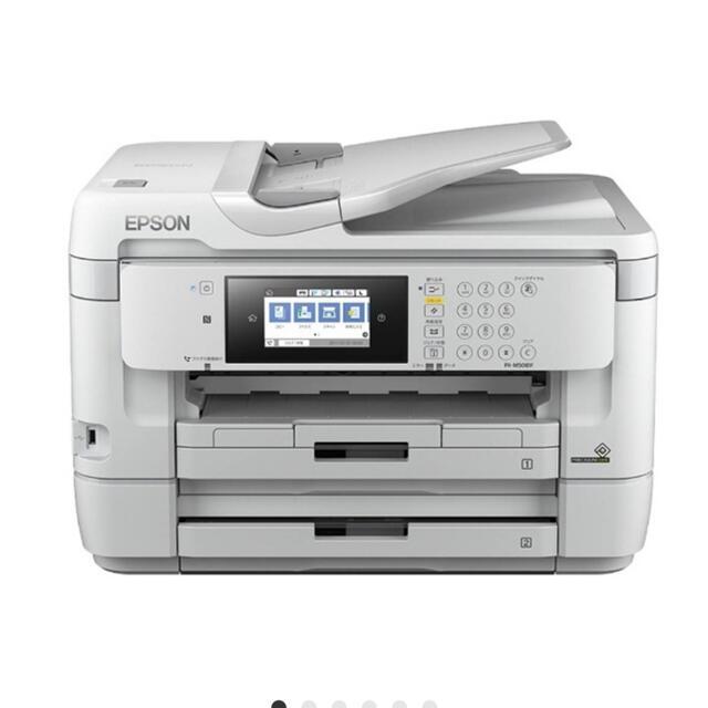 EPSON(エプソン)の美品エプソンA3ビジネスインクジェットFAX複合機 PX-M5081F インテリア/住まい/日用品のオフィス用品(OA機器)の商品写真