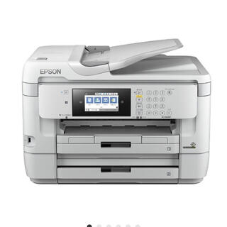 EPSON - 美品エプソンA3ビジネスインクジェットFAX複合機 PX-M5081F