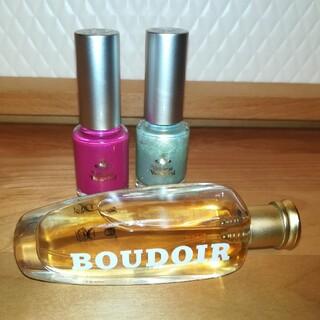 ヴィヴィアンウエストウッド(Vivienne Westwood)のVivienne Westwood ネイルカラー 香水 BOUDOIR(香水(女性用))