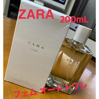 ザラ(ZARA)のZARA フェム オードトワレ(香水(女性用))