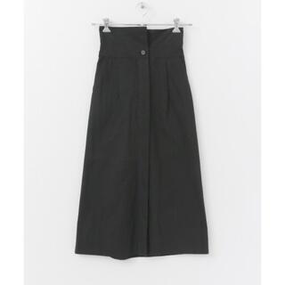 URBAN RESEARCH ROSSO - ウエストデザインタイトスカート