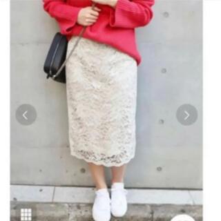 IENA - イエナ レースタイトスカート