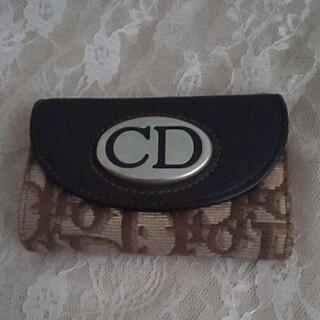 クリスチャンディオール(Christian Dior)のクリスチャンディオール キーケース(キーケース)