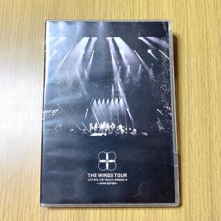 防弾少年団(BTS) - 【美品】 BTS THE WINGS TOUR DVD 2枚組