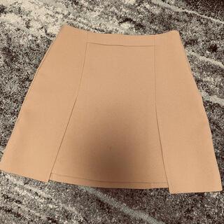 エモダ(EMODA)のemoda エモダ 台形スカート(ひざ丈スカート)