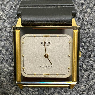 RADO - RADO FLORENCE 腕時計 クォーツ メンズ