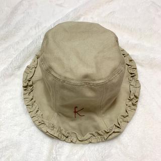 クミキョク(kumikyoku(組曲))のKUMIKYOKU 帽子(帽子)