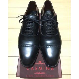 極美品 カルミナ トレーディングポスト別注 サイズ8(ドレス/ビジネス)