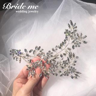 Bride me ブライダルアクセサリー(ヘッドドレス/ドレス)