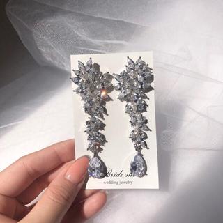 Bride me ブライダルアクセサリー ピアス(ピアス)