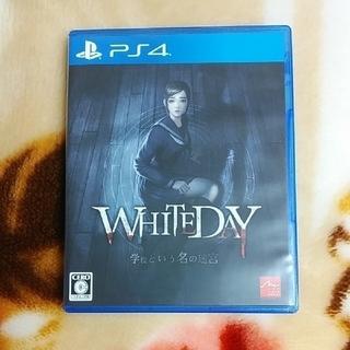 プレイステーション4(PlayStation4)のWHITEDAY~学校という名の迷宮~ PS4(家庭用ゲームソフト)