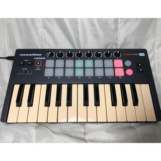 novation LAUNCH KEY MINIキーボード(MIDIコントローラー)