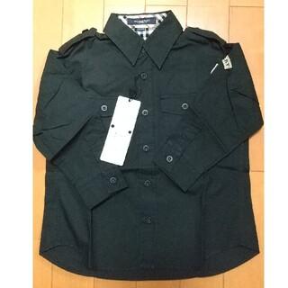 バーバリー(BURBERRY)のBURBERRY 襟付き長袖シャツ キッズ100cm(ブラウス)