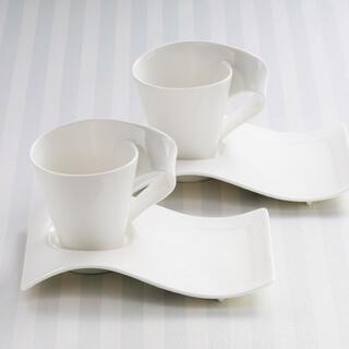 ビレロイアンドボッホ(ビレロイ&ボッホ)の《新品》Villeroy & Boch ニューウェイブカフェシリーズ(食器)