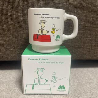 モスバーガー(モスバーガー)のモスバーガー スヌーピー マグカップ(グラス/カップ)