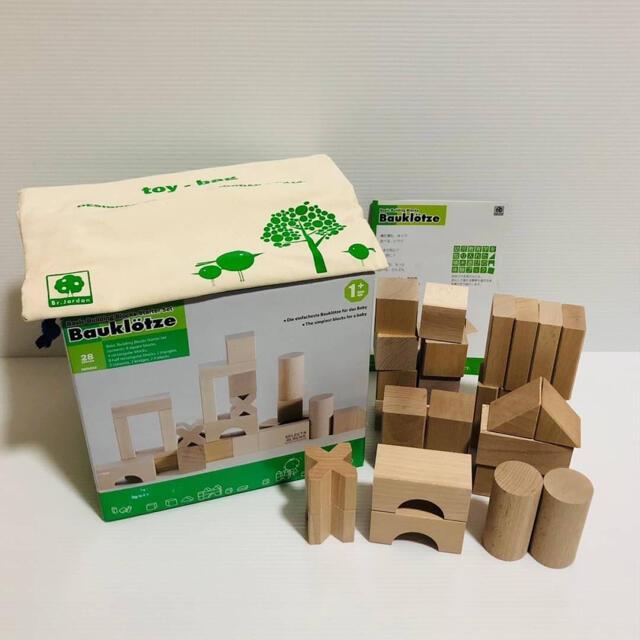 【新品】ブラザージョルダンBr.Jordan&Co. スターターセット28ピース キッズ/ベビー/マタニティのおもちゃ(積み木/ブロック)の商品写真