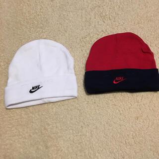 ナイキ(NIKE)のNIKE 新生児から ビーニー 帽子 新品 男女兼用(帽子)