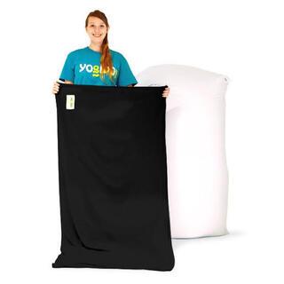 yogibo max ブラック カバー