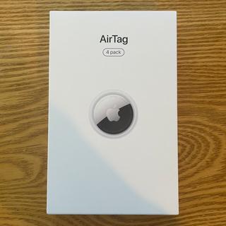 Apple - 新品未開封! エアタグ AirTag 4個セット