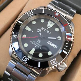 セイコー(SEIKO)のSEIKO セイコースポーツSRPD59K1 セイコー5 MOD カスタム(腕時計(アナログ))