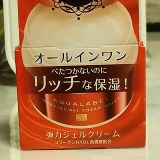 シセイドウ(SHISEIDO (資生堂))のアクアレーベル スペシャルジェルクリーム(モイスト)40g(オールインワン化粧品)