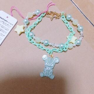 アンジェリックプリティー(Angelic Pretty)のJelly Candy Toys ブレスレット ミント(ブレスレット/バングル)