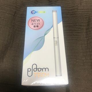 プルームテック(PloomTECH)のPloom TECH スターターキット 正規品純正 新品未使用 ホワイト(タバコグッズ)