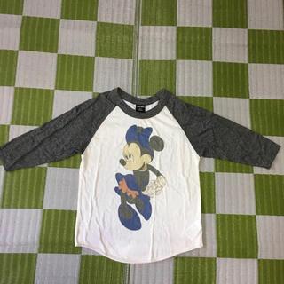 moussy - moussy ディズニーラグランTシャツ