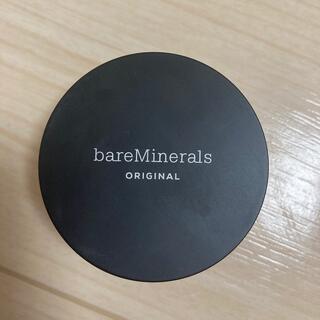 ベアミネラル(bareMinerals)のベアミネラル オリジナルファンデーション フェアアイボリー02(ファンデーション)