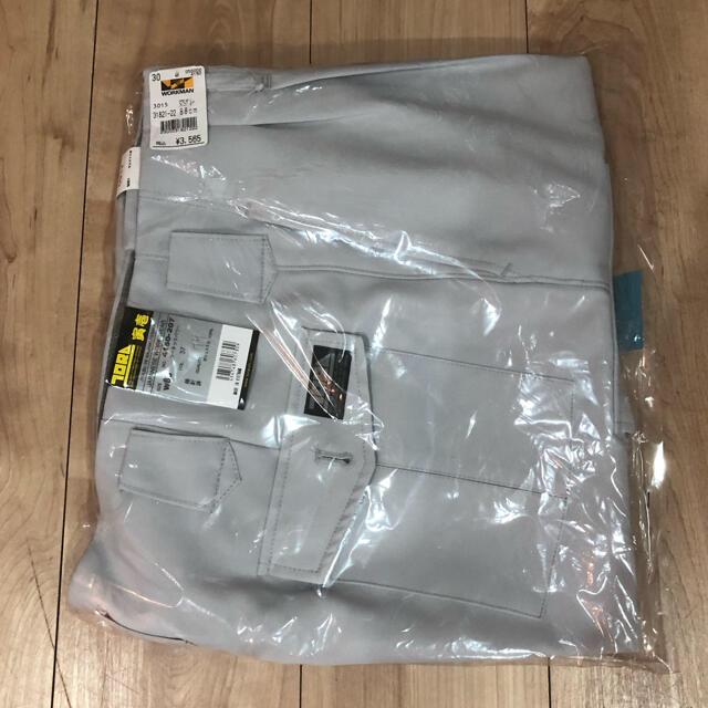 寅壱(トライチ)の寅壱 ツータックパワーパンツ 88cm メンズのパンツ(ワークパンツ/カーゴパンツ)の商品写真