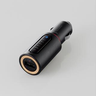 エレコム(ELECOM)の送料無料 Bluetooth(R) FMトランスミッター BASS  エレコム(車内アクセサリ)