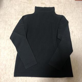 イッセイミヤケ(ISSEY MIYAKE)のHomme Plisse Issey Miyake タートルネック(Tシャツ/カットソー(七分/長袖))