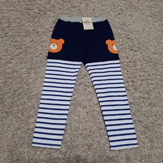 ミキハウス(mikihouse)のミキハウス 重ね着風 パンツ 新品 110 100 ズボン ホットビスケッツ(パンツ/スパッツ)