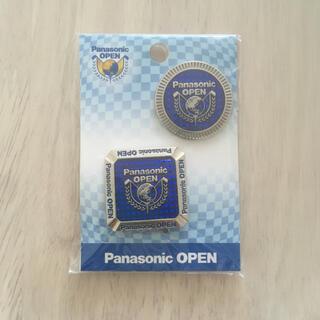 ダンロップ(DUNLOP)の非売品 クリップマーカー Panasonic open ゴルフ(その他)