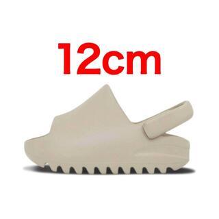 アディダス(adidas)のadidas yeezy slide pure infant 12cm(サンダル)