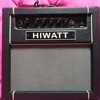 HIWATT CUSTOM10ギターアンプ(ギターアンプ)