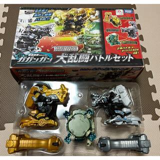 タカラトミー(Takara Tomy)の対戦できるおもちゃ ロボットホビー ガガンガン (トイラジコン)