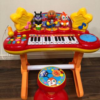 アンパンマン(アンパンマン)のアンパンマン ピアノ ミュージックショー(楽器のおもちゃ)