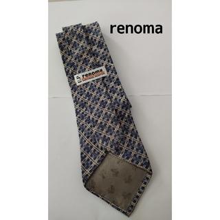 レノマ(RENOMA)のレノマ renoma ネクタイ(ネクタイ)